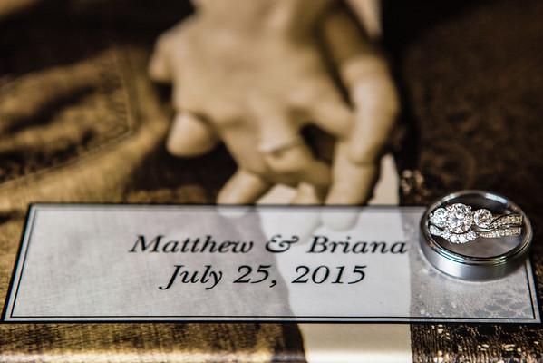 Brianna & Matt's Wedding (Your Picks)